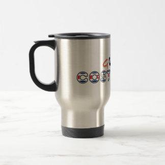GOAL Costa Rica Coffee Mug
