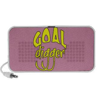 Goal Digger Mini Speakers