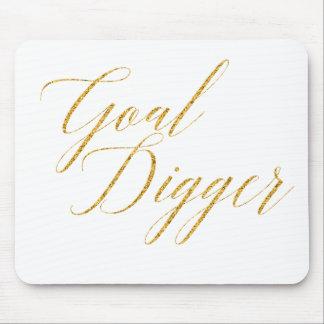 Goal Digger Mouse Mat