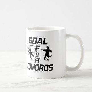Goal For Comoros. Coffee Mugs