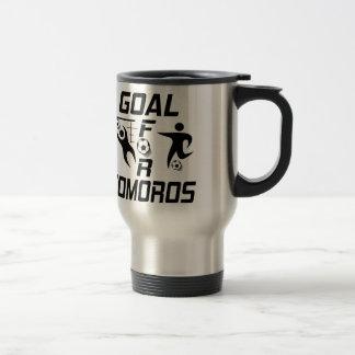 Goal For Comoros. Mug