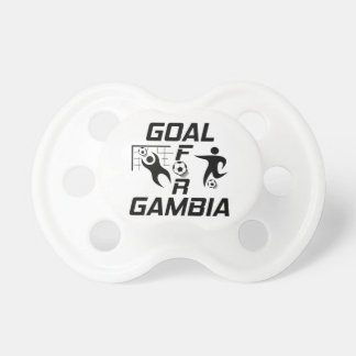 Goal For Gambia Pacifier