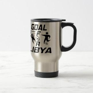 Goal For Libya Mug