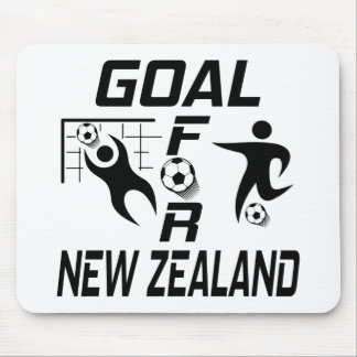 Goal For New Zealand Mousepads