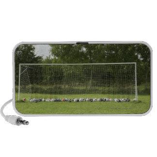 Goal Full of Balls Speaker System