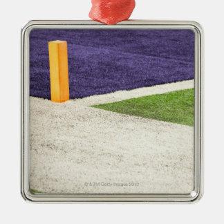 Goal Line Marker Christmas Ornament