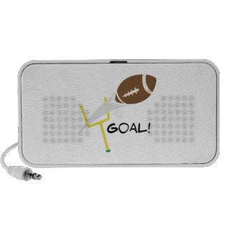 Goal Post Travel Speaker