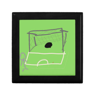 Goal Small Square Gift Box