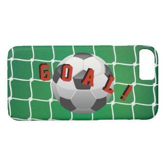 Goal | Soccer iPhone 8/7 Case