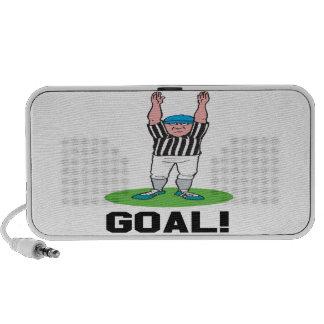 Goal Speaker System