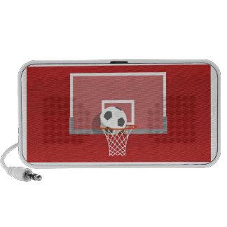 Goal Swoosh Mp3 Speaker