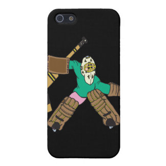 Goalie iPhone 5 Cover