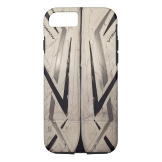 Goalie Leg Pads. iPhone 7 Case