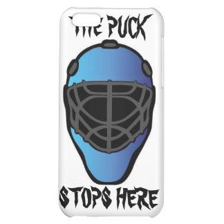 goalie mask iPhone 5C cases