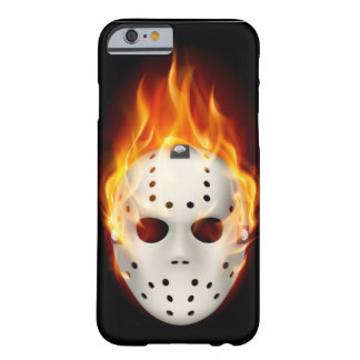 GOALIE ON FIRE BARELY THERE iPhone 6 CASE