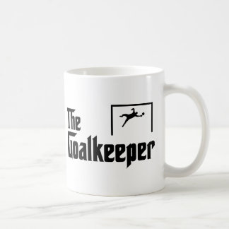 Goalkeeper Coffee Mug