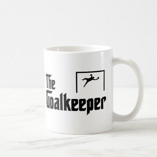 Goalkeeper Coffee Mugs