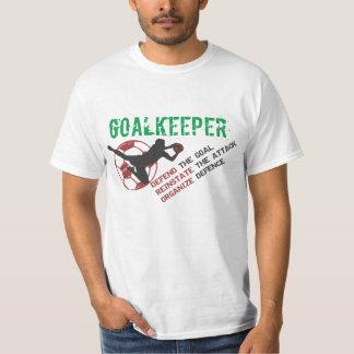 Goalkeeper's Roles T-Shirt