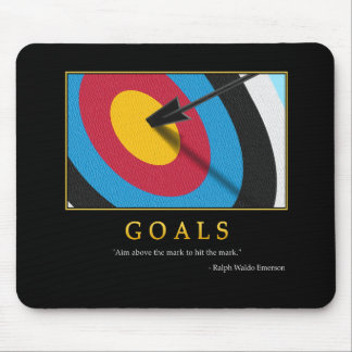 Goals Mousepad