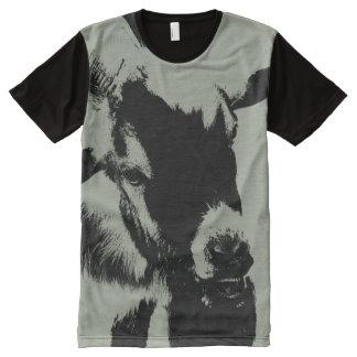 GOAT All-Over PRINT T-Shirt