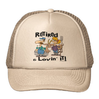 Goat and Retired Family Cap