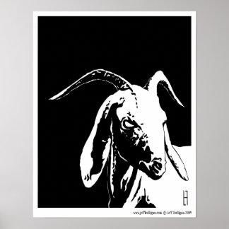 Goat Boy Poster