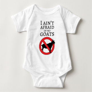 Goat Busters Baby Bodysuit