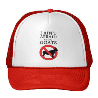 Goat Busters Mesh Hats