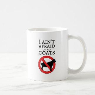 Goat Busters Coffee Mugs
