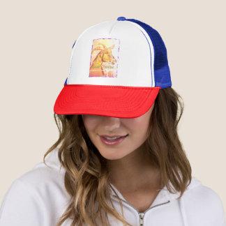 Goat Cheese Trucker Hat