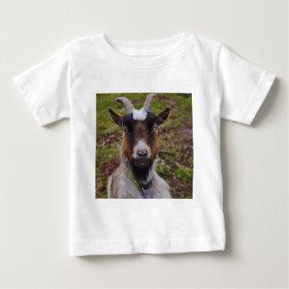 Goat close up. baby T-Shirt