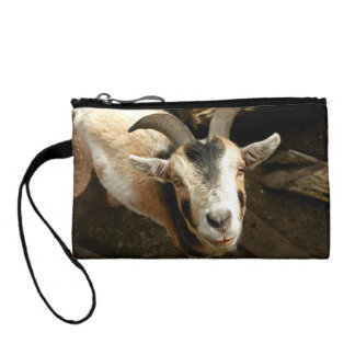 Goat Coin Purse