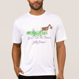 Goat Don't Eat the Brown Jelly Beans Tees