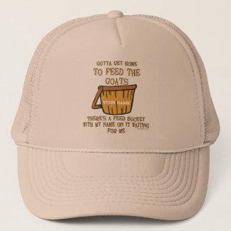 Goat Feed Bucket Hat