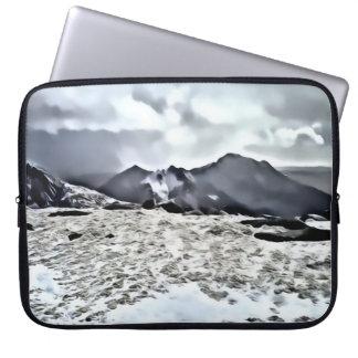 Goat Fell Summit Neoprene Laptop Sleeve