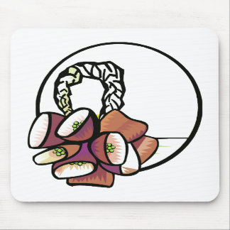Goat Hoof Rattle Clear Background Music Graphic Mousepads