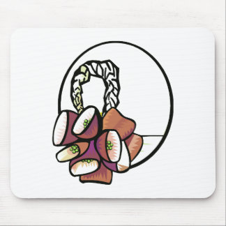 Goat Hoof Rattle Clear Background Music Graphic Mousepad