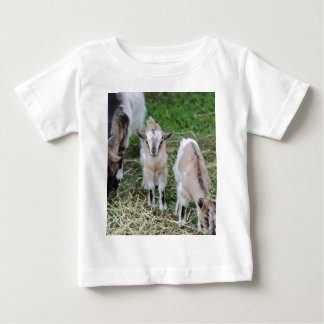 goat in the farm baby T-Shirt