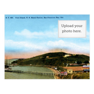 Goat Island Postcard