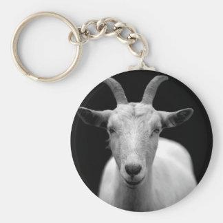 Goat Key Ring
