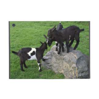 Goat kids iPad mini covers