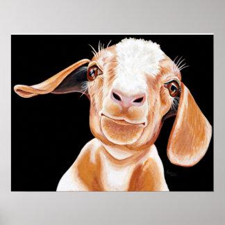 Goat Love Poster