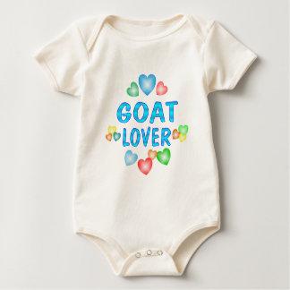 GOAT LOVER BABY BODYSUIT