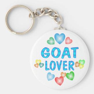GOAT LOVER KEY RING