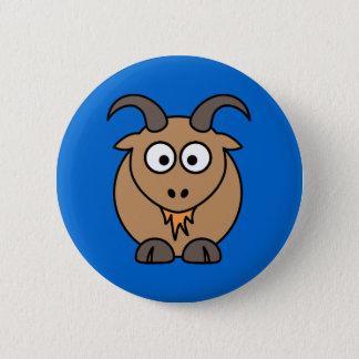 Goat Mix 6 Cm Round Badge