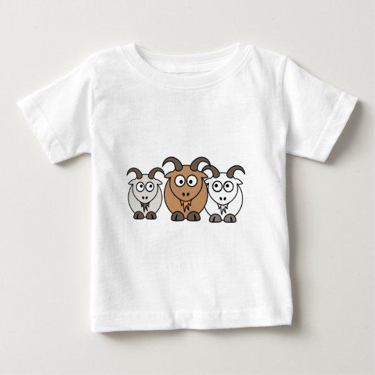 Goat Mix Baby T-Shirt