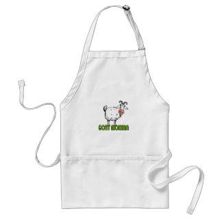 goat momma standard apron