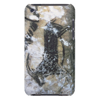 Goat or Chamois, rock painting in the Black Room, iPod Touch Case-Mate Case