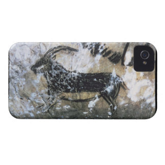 Goat or Chamois, rock painting in the Black Room, iPhone 4 Case