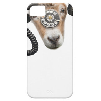 Goat Phone Call Head iPhone 5 Cover